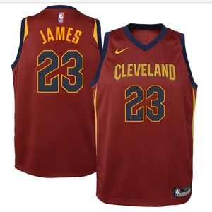 d5b2321b74a0 Other - Authentic lebron James jersey